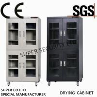 Best Energy Saving 1436L Moisture Proof N2 Nitrogen Dry Box Lab gas Cabinet with 4 Windows wholesale