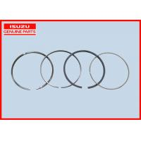 Quality FVR 6HK1  Isuzu Piston Rings 8980401250 0.1 KG Net Weight Small Size for sale