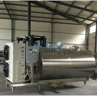 Quality Professional Small Scale Milk Processing Machine Equipment For Sale Stainless Steel Milk Cooling Tank/Milk Cooling Tank for sale