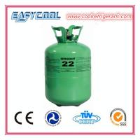 Quality Single Refrigerant Gas R22 30lb/13.6kgs MIN 99.8% Purity for sale