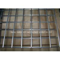 Electric Security Galvanized Welded Wire Mesh Panels With Europe Style