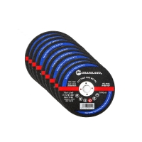 Quality Grassland 80m/s 3 Inch 75mm Abrasive Metal Cutting Discs for sale
