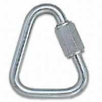 Quality Stainless Steel Delta Link, Various Sizes are Available, with Machine Polish Finish for sale