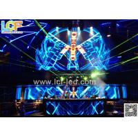 Best P10 Indoor Flexible LED Screens Curtain High Brightness wholesale