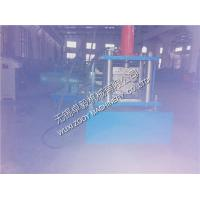 Quality High efficiency Door Frame Roll Forming Machine with Gear box driven for sale