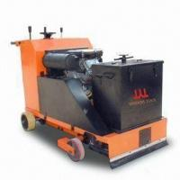 Quality Auto-walking Scarifying Machine with Water Tank and Spray System for sale