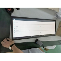 "Quality Ads Player 700 Nit 38"" 1920*590 Stretched Bar Lcd Monitor for sale"