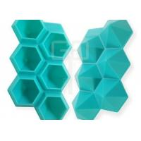 China Food Grade Silicone Rubber Products , Silicone Ice Cube Trays Long Life Time on sale