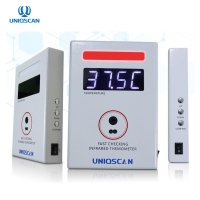 Buy cheap Fast Infrared Thermometer Device Support Any Language For Body Temperature from wholesalers