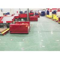 Buy cheap OmniDirectional AGV Conveyor Non Standard Heavy Duty AGV Steering Driving from wholesalers