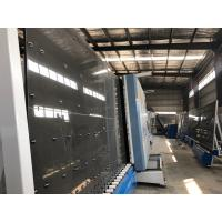Quality Professional Vertical Double Glazing Machinery Insulating Glass Washing Machine for sale