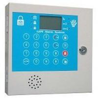 Buy Portable SIMCOM900B 1800Mhz Remote Control Two Way Voice Wireless / Wired GSM Alarm System at wholesale prices