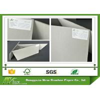 High Standard Stiffness Degradable Grey Board Paper , Thick 2.21mm