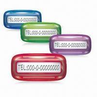 Quality Lock Type ID Boxes, Various Colors are Available, Identify Tool for Valuables for sale