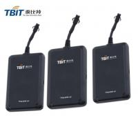 China Fire Proofing GPS GSM Tracker T1 For Vehicle With Geo-fence And Quick Recovery on sale