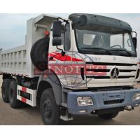 Quality Heavy Duty Beiben Dump Truck , 20 - 30 Ton 6x4 Other Cubic / 20 Cubic Tipper Truck for sale