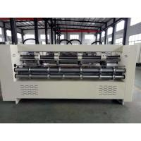 Quality High Speed Thin Blade Slitter Scorer Machine Electric Adjusted Lifting Type for sale