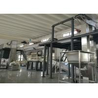 Quality Stainless Steel Washing Powder Production Line Strong Production Flexibility for sale