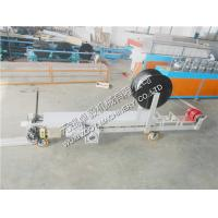 Quality 11 Stations To Form Semi - automated metal Square Downspout Roll Forming Machine for sale
