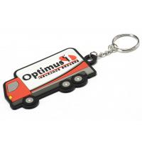 Quality Advertising Promotional Gifts Personalized Soft Touch PVC Rubber Keychains With 2D/3D Moulded or Printed Custom Logo for sale