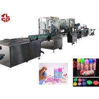 Quality Snow Sprays , Party Strings Aerosol Filling Equipment Fully Automaticity for sale