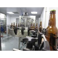 Best Craft Beer Filling Machine 500 Bottles - 800 Bottles Per Hour Mechanical Driven wholesale