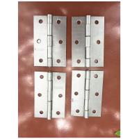 Quality Unpolished  Entry Door Hinges Brass Plated Nickel Plated Light Weight for sale