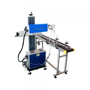 Quality PET Bottles CO2 Laser Marking Machine / Co2 Laser Equipment Air Cooling for sale