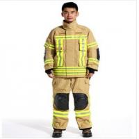 Quality PBI fire fighting suit for sale