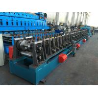 Quality 1.5mm To 3mm Quick Changeover CM Purlin Roll Forming Machine for sale