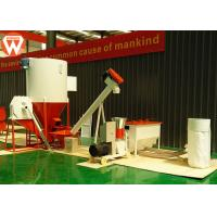 Buy cheap 0.5 T/H Simple Poultry Feed Processing Plant For Individual Farmers 2mm - 8mm from wholesalers