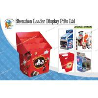 Best Durable Pos Display Stands With 3 Shelves For Candy / Cookies Promotion wholesale