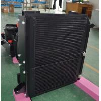 Quality Customized Automotive oil cooler radiator combined Heat Exchanger for sale