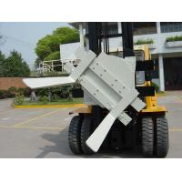 Forklift heavy duty rotators for smelting industry