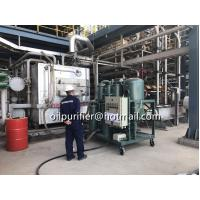 Quality Compressor Lubricant Oil Filtration Machine, Gear Oil Reclamation Equipment, Emusified Lube Oil Dehydration Site Working for sale