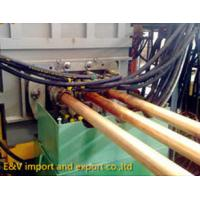 Best Multi Functional Copper Continuous Casting Machine For Oxygen Free Copper Rod wholesale