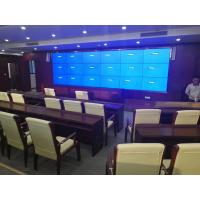 Quality High Brightness LCD Video Display Thin Bezel Tv 49 55 Inch 3W For Video Wall for sale