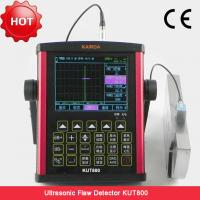 Quality 0-130dB 0-10000mm 0.5-20M Material Velocity 100-20000m/s Capacity to 1000 Ultrasonic Flaw Detector KUT800 for sale