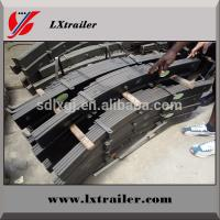 Best LiangXiang brand high quality leaf spring for semi trailer suspension wholesale