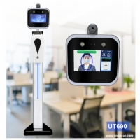 """Quality Time Attendance 0.2 Second 5"""" Face Recognition Terminal for sale"""