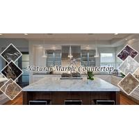 Hot Sale Prefeb Polished Marble Kitchen Countertop