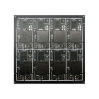 Best Matte Black FR4 Electronic Custom PCB Boards ,Doubld Layer Wifi Circuit Board wholesale