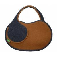 Felt small cosmetic bag have 7 colors
