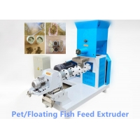 Quality Home Industrial 50kg/H 2000kg/H Fish Floating Feed Machine for sale