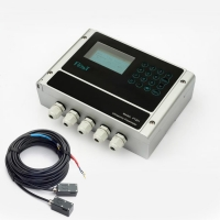 China Clamp-On Ultrasonic Flow Meter on sale