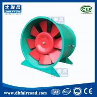 DHF industrial commercial Fire-fighting smoke-exhaust fan with high temp air