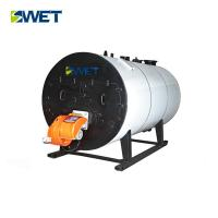 Quality 10.5 MW Gas Oil Boiler  for Food Industry , fire tube hot water boiler for sale