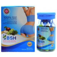 Quality Weight Loss Pills Fat Loss BSH Body Slim Herbal slimming Capsule for sale