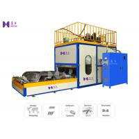 Quality 1.5T Max Pressure Mat Welding Machine 35KW Remote Control 650×500 MM Welded Area for sale