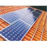 Best 2KW Home Rooftop / Ground Mounted Grid Tied Solar Power System 110V - 240V wholesale